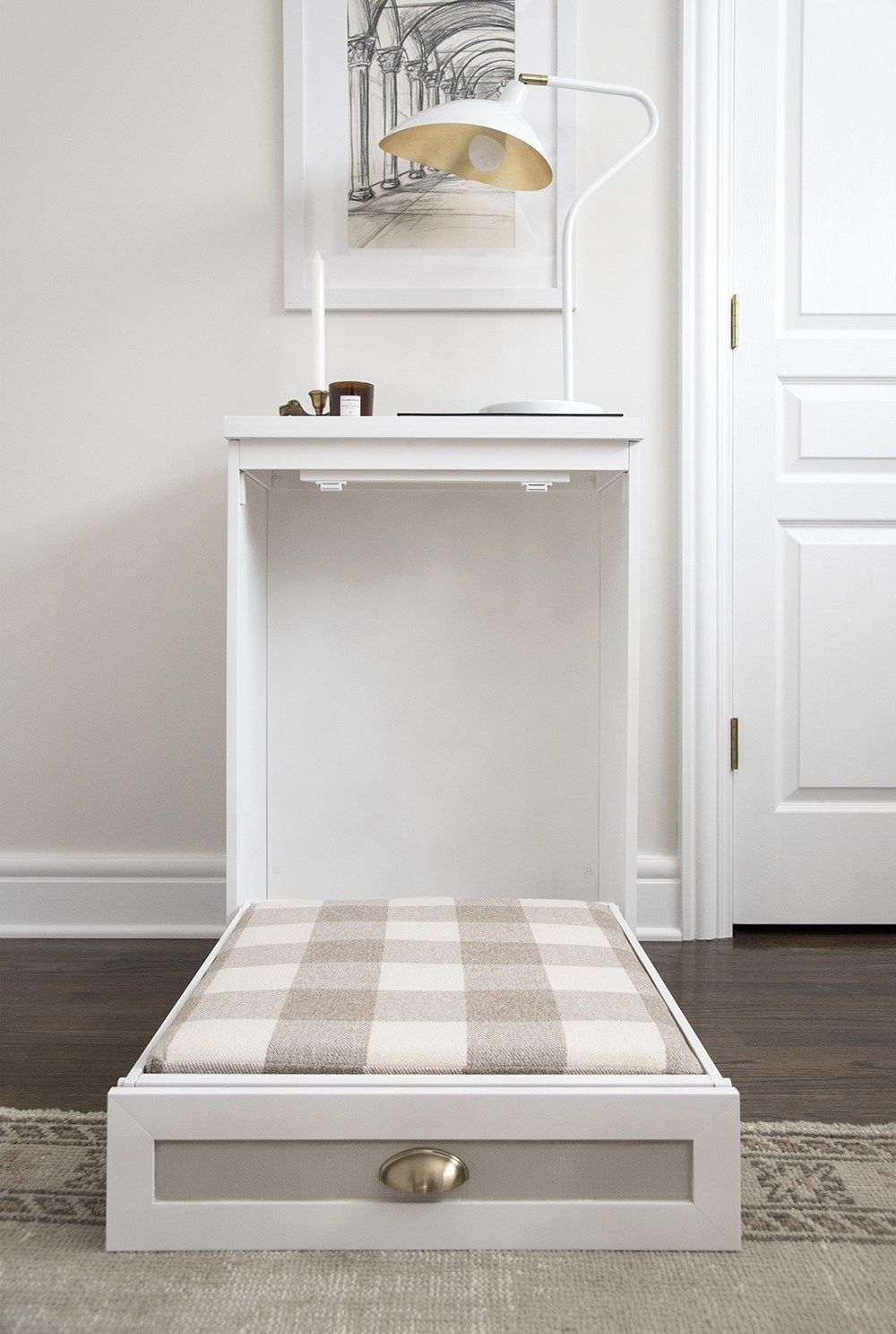 Easy Murphy Dog Bed DIY Room for Tuesday Blog Diy bed