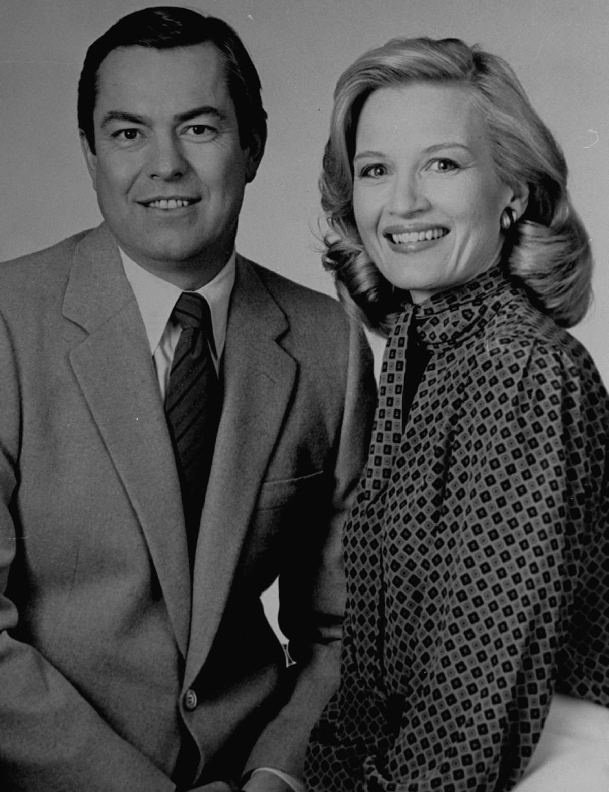 After Charles Kuralt Left The Morning News Show Sawyer Co Anc D With Bill Kurtis For Two Years Until She Left The Show In 1984 For A Position On 60