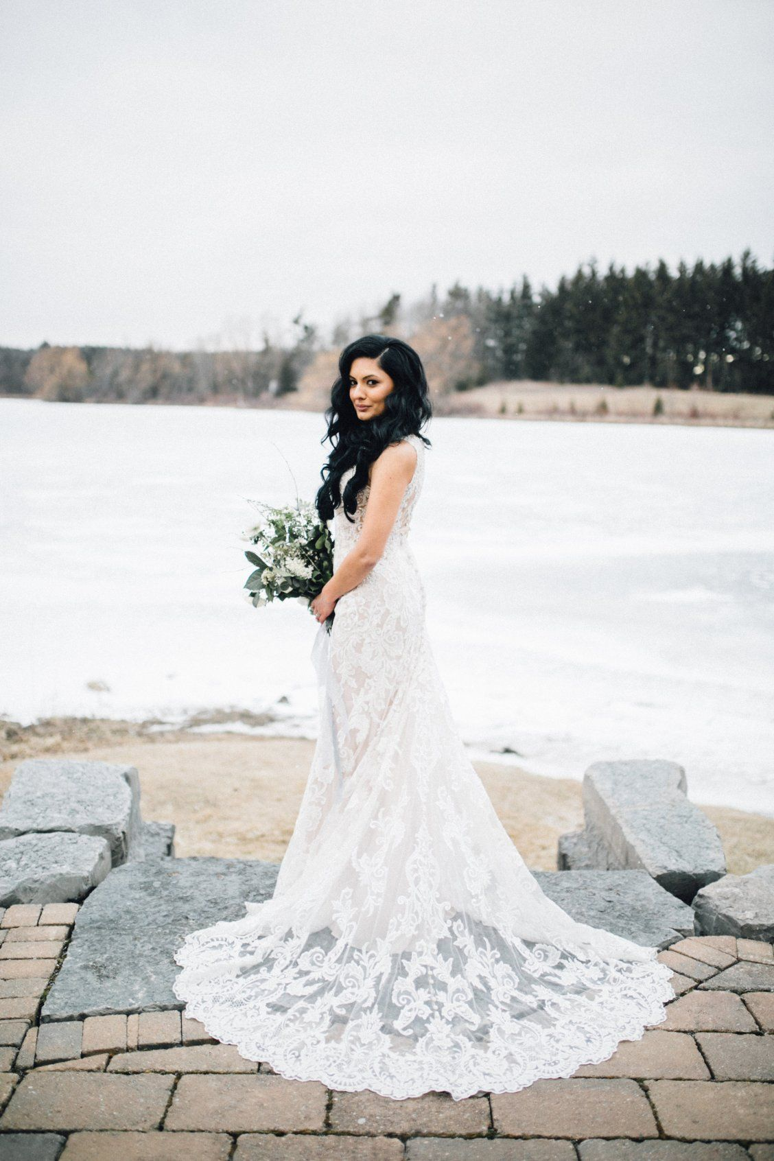 Simply Lace Photo Captured The Most Beautiful Photo Of Bride Incia In Madison James Mj316 Casamento