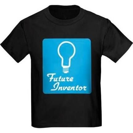 kids inventor themed shirts - Google Search