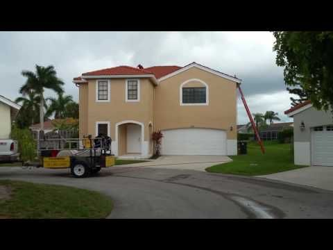 Youtube Wellington Florida Roof Cleaning House Styles