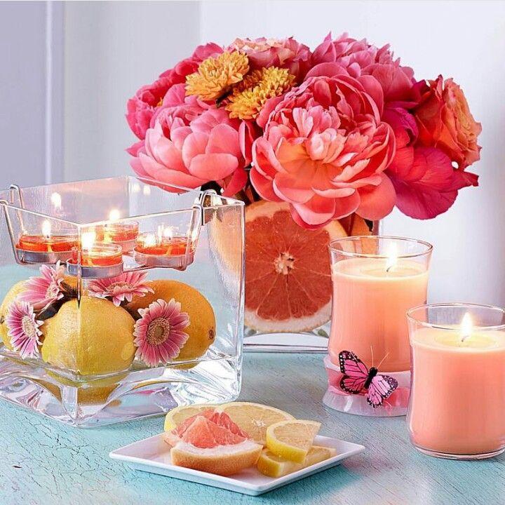 Neuer Duft PINK GRAPEFRUIT. Spritzige Frische und fröhliche Farbe. Toll mit der Clearly Creative-Serie in Verbindung mit passenden Farben.