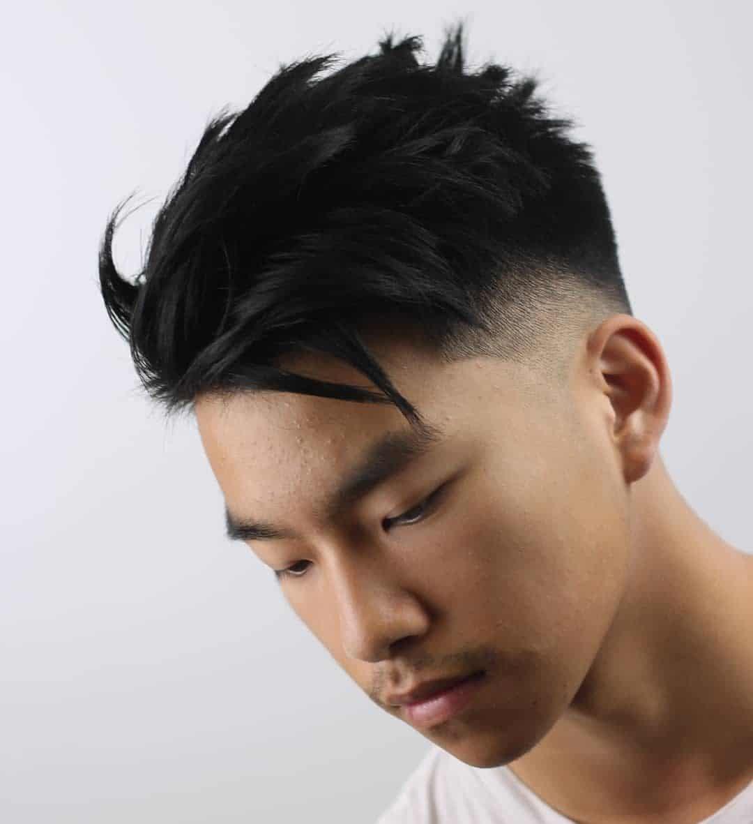 11 Best Hairstyles For Asian Men (11 Styles)  Asian men