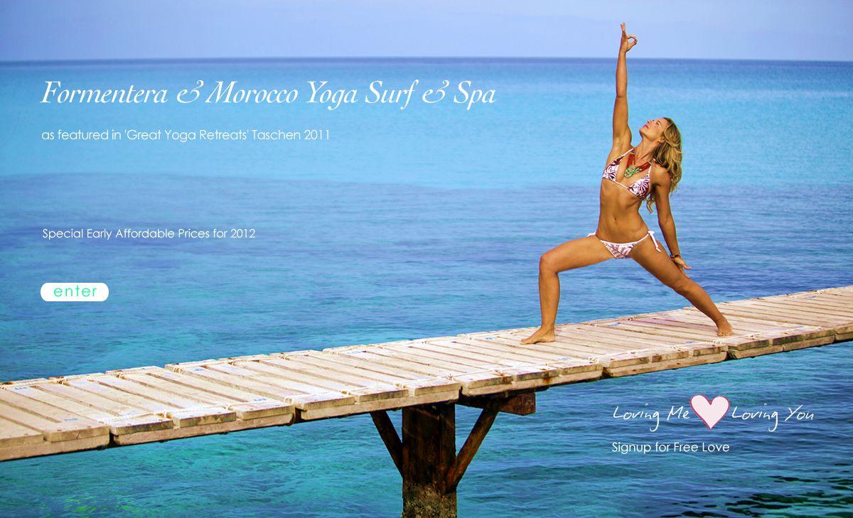 formentera yoga