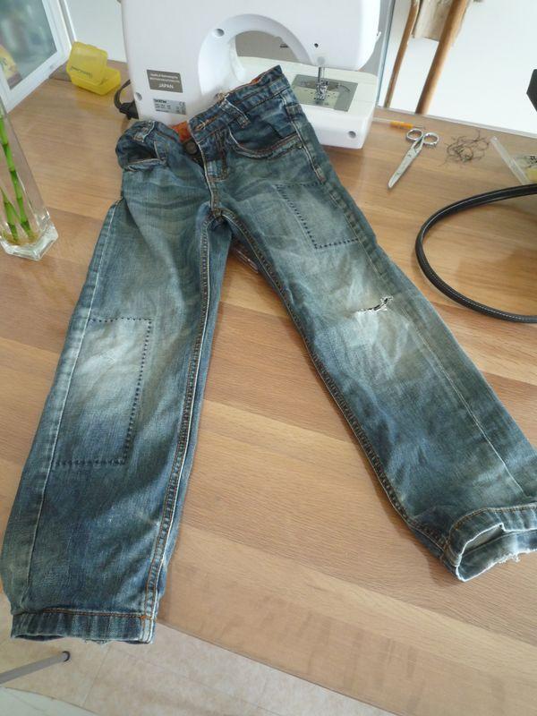 tuto r parer et customiser un pantalon trou new york avec toi couture pinterest. Black Bedroom Furniture Sets. Home Design Ideas