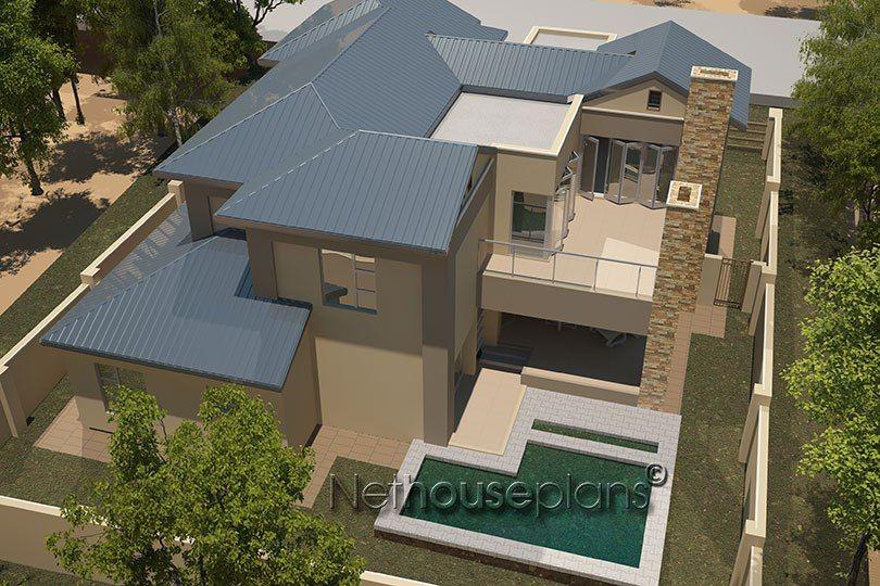 4 Bedroom House Plan Cm360d Nethouseplans House Plans For Sale Tuscan House Plans 4 Bedroom House Designs