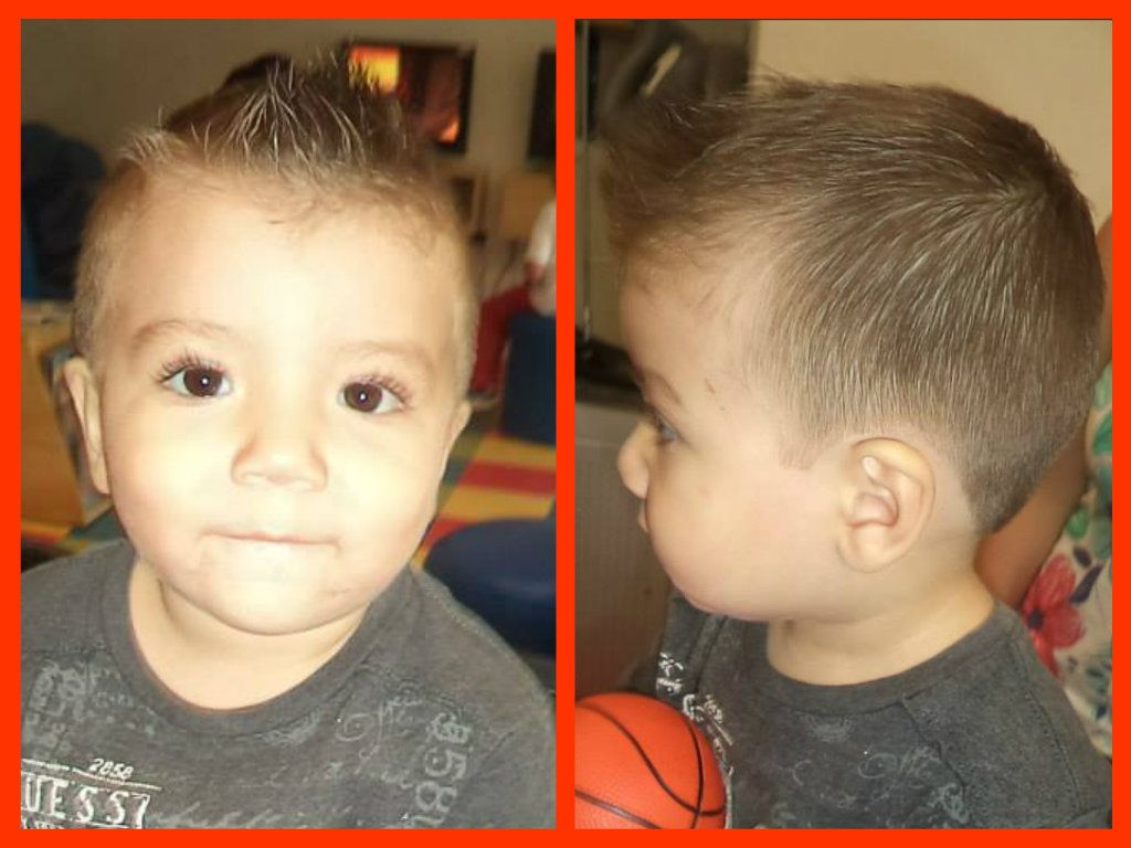 Hair cuts for toddler boys
