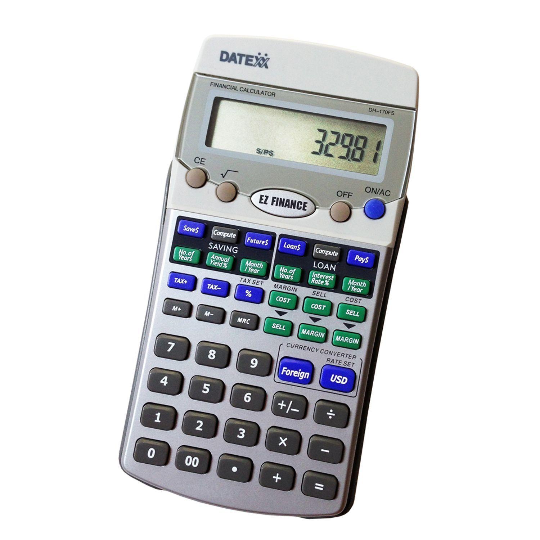 Teledex Inc Ez Financial Calculator  Calculators