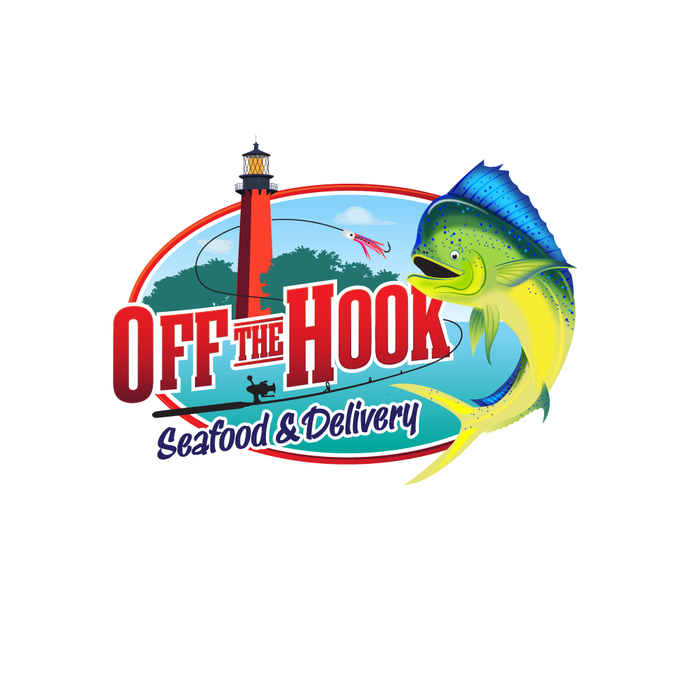 Create an image nautical, yet professional, for our seafood delivery service in South Florida! by monkey-mother