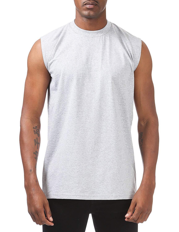 440ade25 Pro Club Men's Heavyweight Sleeveless Muscle T-Shirt in 2019 ...