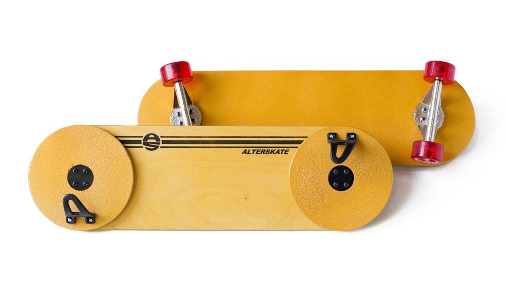 An Alternative Board Sport  #alterskate #skate #skateboard #rollerskating #fitness #mantoflow