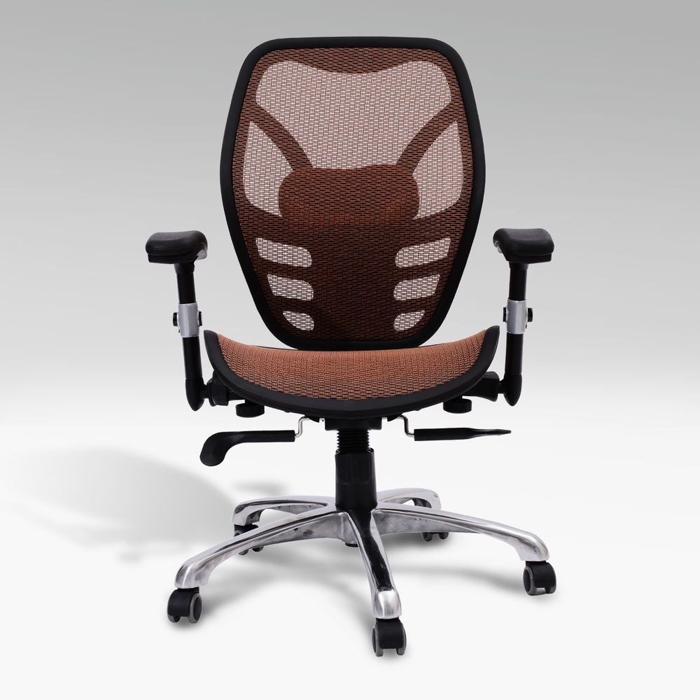 Mesh Stuhl Unterstutzt Den Rucken Stuhle Computer Und Rucken