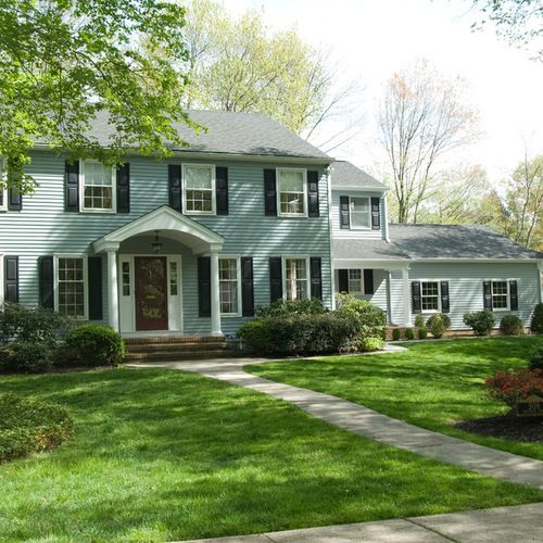 Colonial Home Design Ideas:  Colonial Porticos Home Design Ideas , Pictures, Remodel And