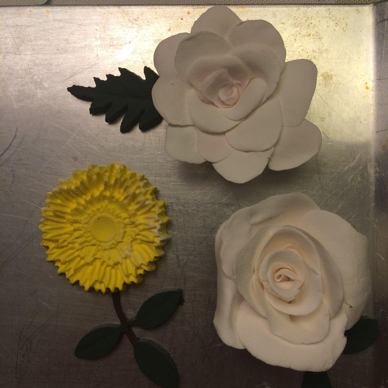 Martha Stewart crafters clay 50th wedding anniversary