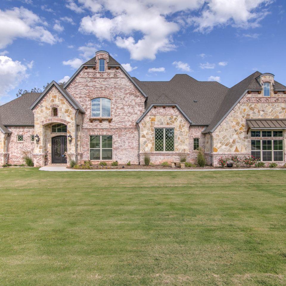 Mk Homes Fort Worth Custom Home