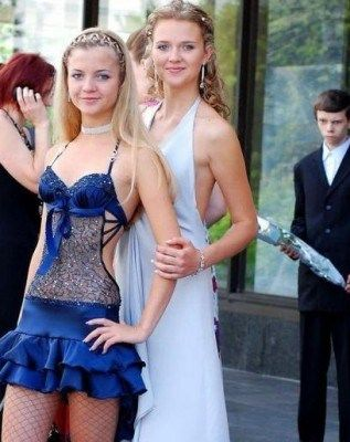 Slutty Ugly Prom Dresses