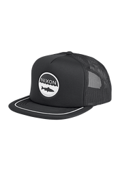 Bait Trucker Hat - Black   Nixon Mens Hats