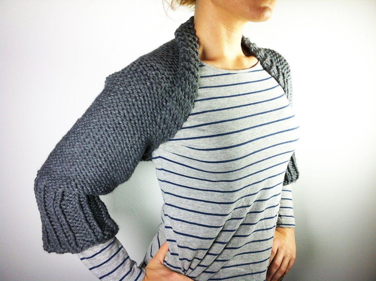 Cómo hacer una chaquetilla con telar circular (Tutorial DIY ...