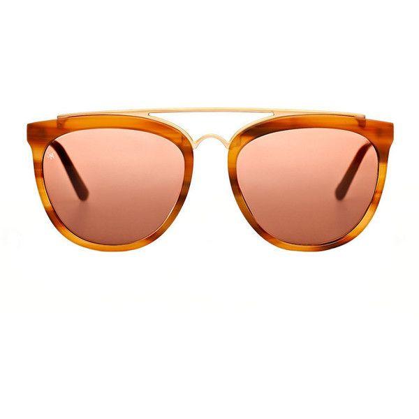 Smoke   Mirrors Volunteers of America Sunglasses ( 295) ❤ liked on Polyvore  featuring accessories. Óculos De Sol Da OakleyEspelhos ... e28d5ac8a0