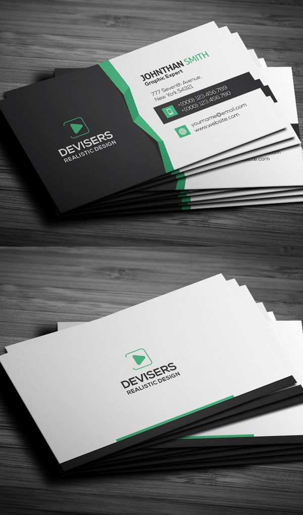 Premium business card templates design y stuff pinterest premium business card templates wajeb Images