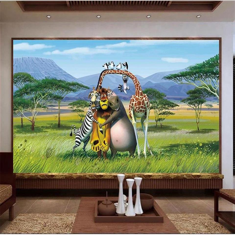 3d wallpaper photo wallpaper custom mural room Madagascar