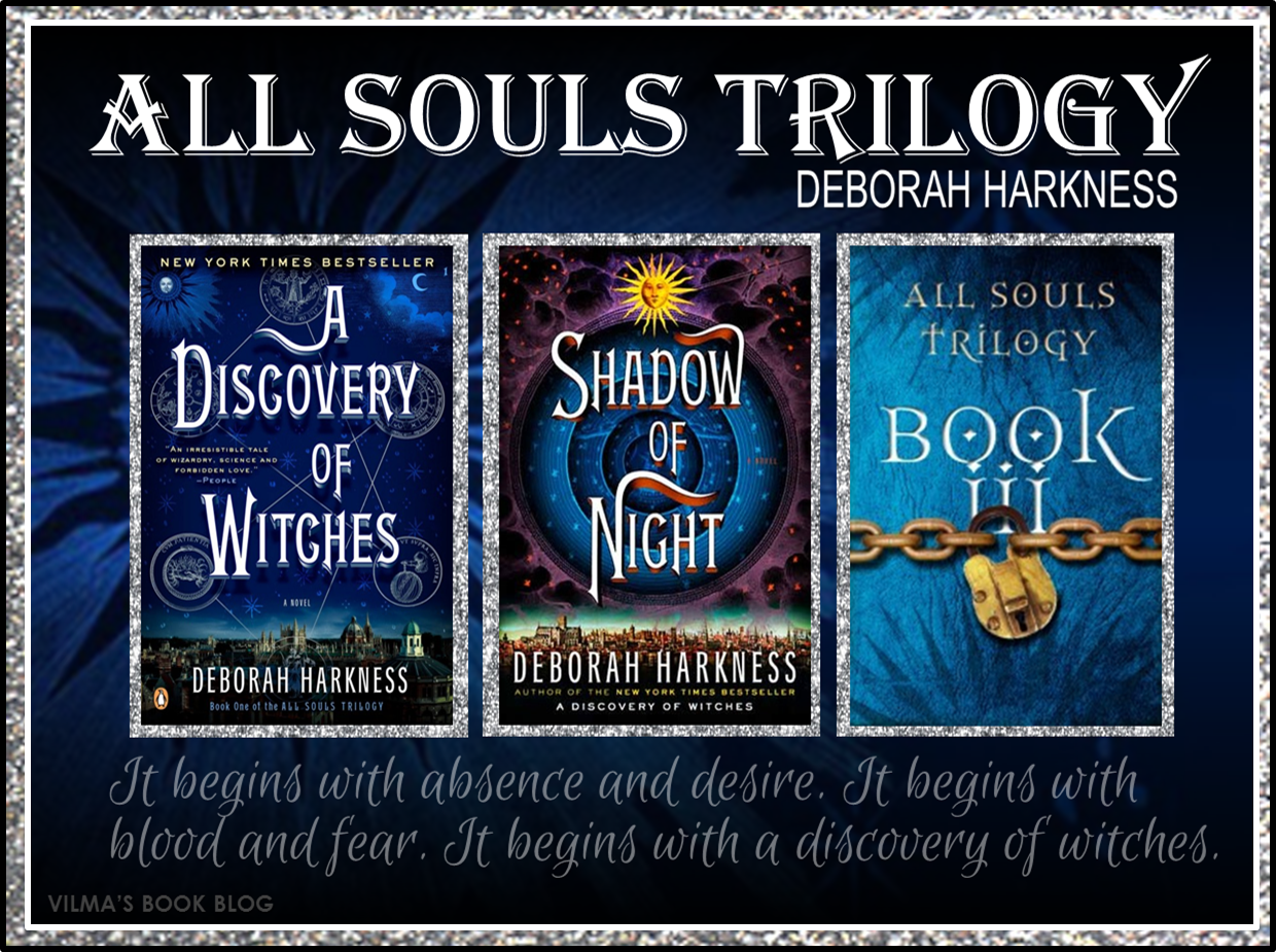 A Discovery of Witches (All Souls Trilogy #1) | Books, Book worth reading, A discovery of witches