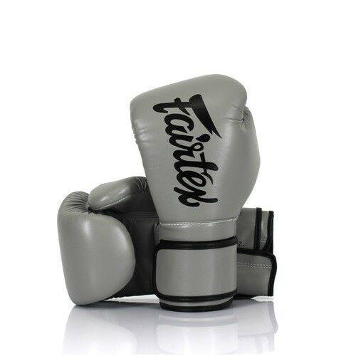 Fairtex Bgv14 Muay Thai Gloves White