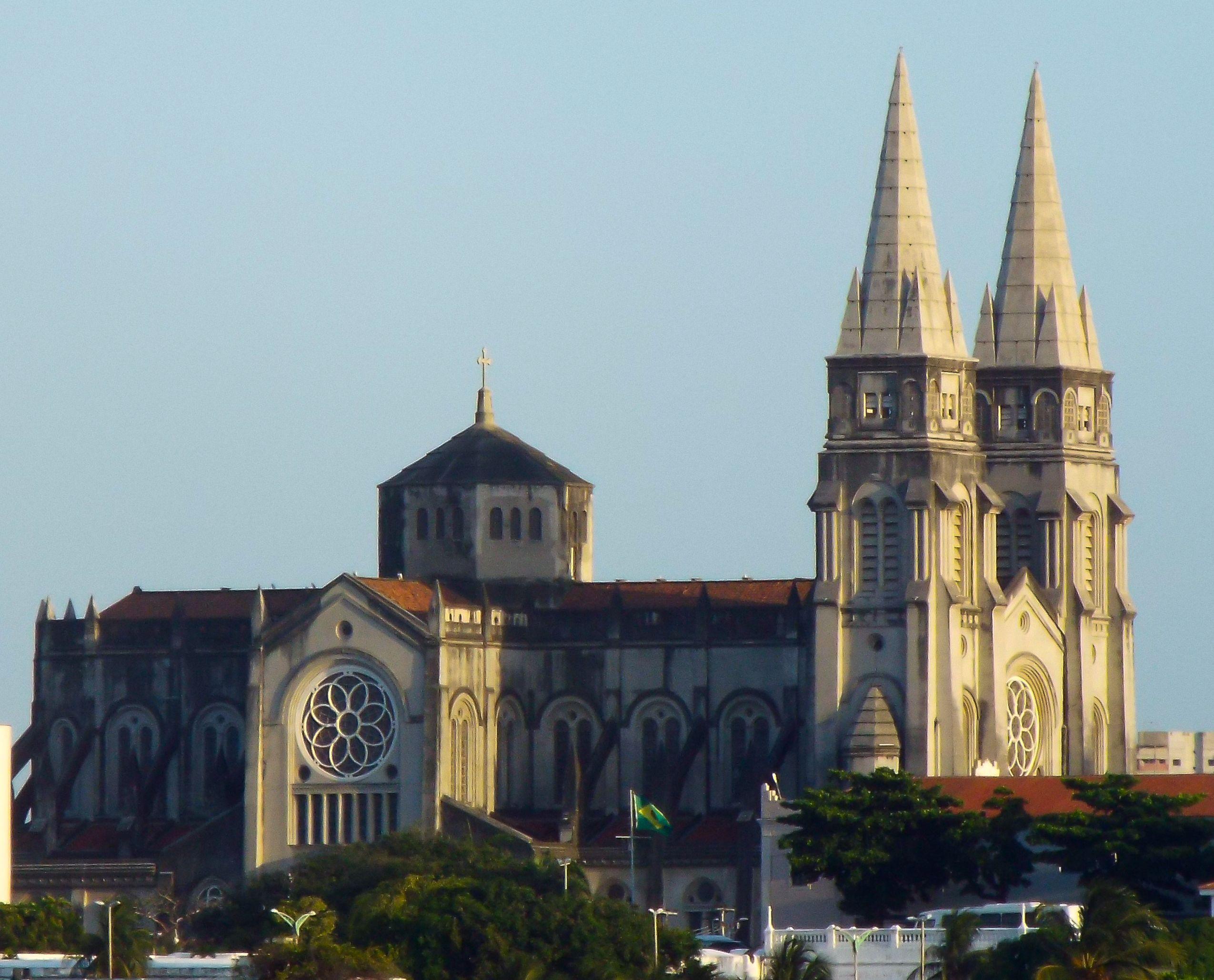 Igreja Matriz de Fortaleza - CE