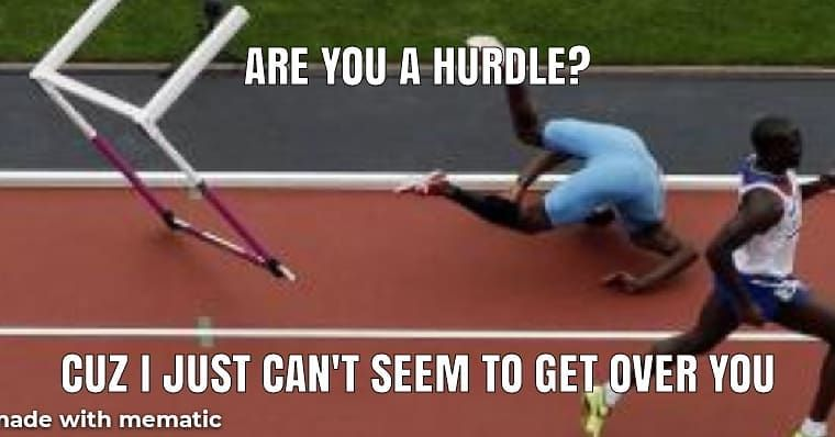 Runningmemes Trackandfield Crosscountry Running Memes Track And Field Get Over It