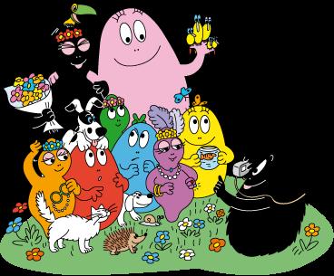Barbapapa google search barbapapa pinterest dessin anim anim et dessin anim ann e 80 - Barbe a papa dessin anime ...