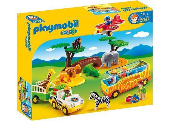 Safari Playmobil 123