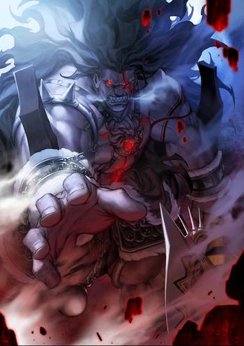 Heracles Fate Grand Order Berserker Fate Fate Stay Night Fate