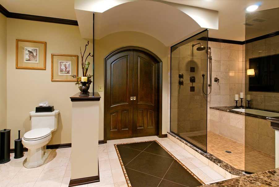 Dave Fox Master Bath Remodel 2 Master Suite Bathroom Bathroom Floor Plans Contemporary Master Bathroom