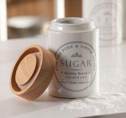 Nádoba Simply Living Sugar, 16cm - Dekoria.sk