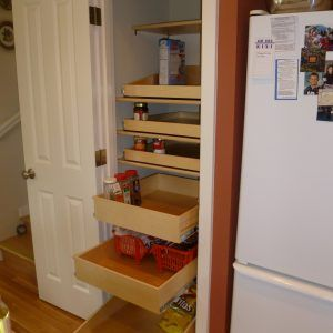 Slide Out Shelves For Pantry Cabinets