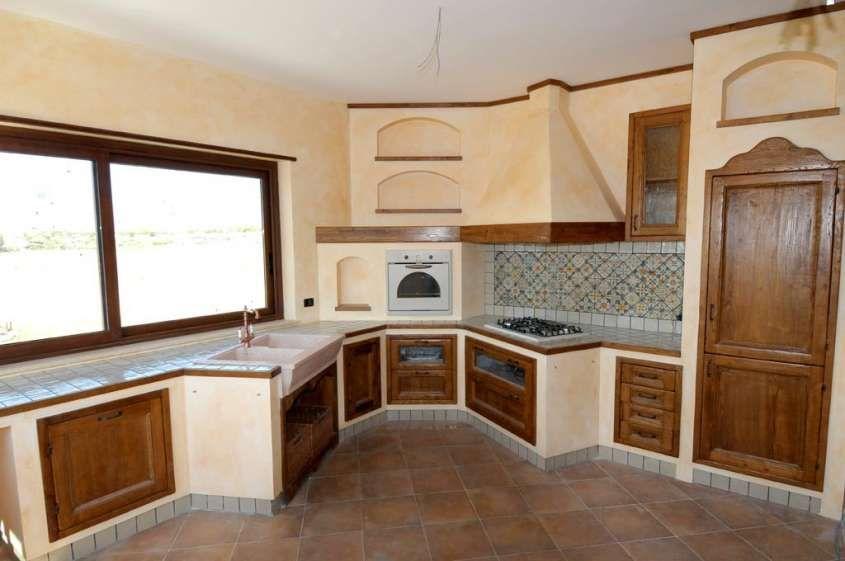 Cucine in muratura rustiche e moderne - Cucina in muratura, la ...