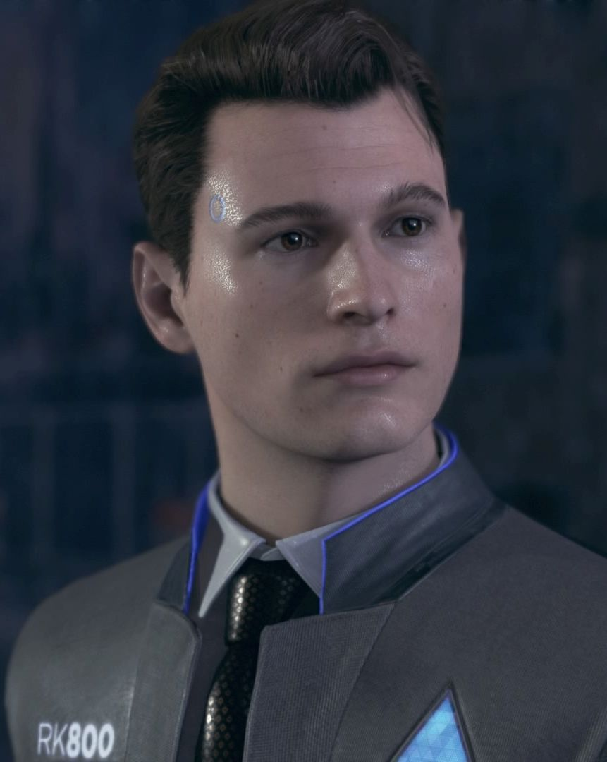 Connor Wallpaper Detroit Become Human Connor Detroit Become Human