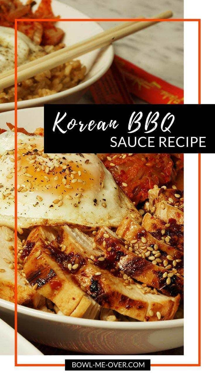 Korean bbq sauce recipe korean bbq sauce korean bbq and chicken korean bbq sauce recipe korean bbq sauce korean bbq and chicken marinate forumfinder Image collections