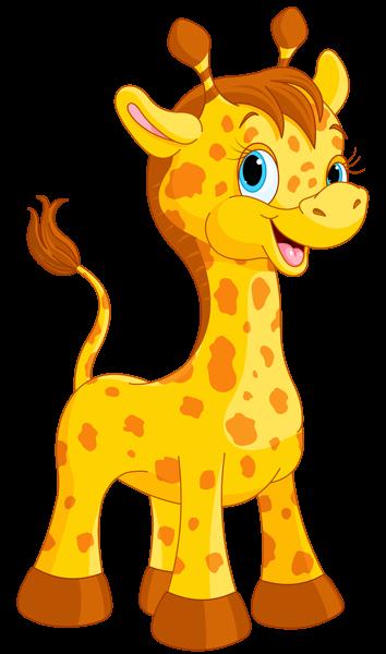 Cute Giraffe Cartoon PNG Clipart Image   PNG   Pinterest ...