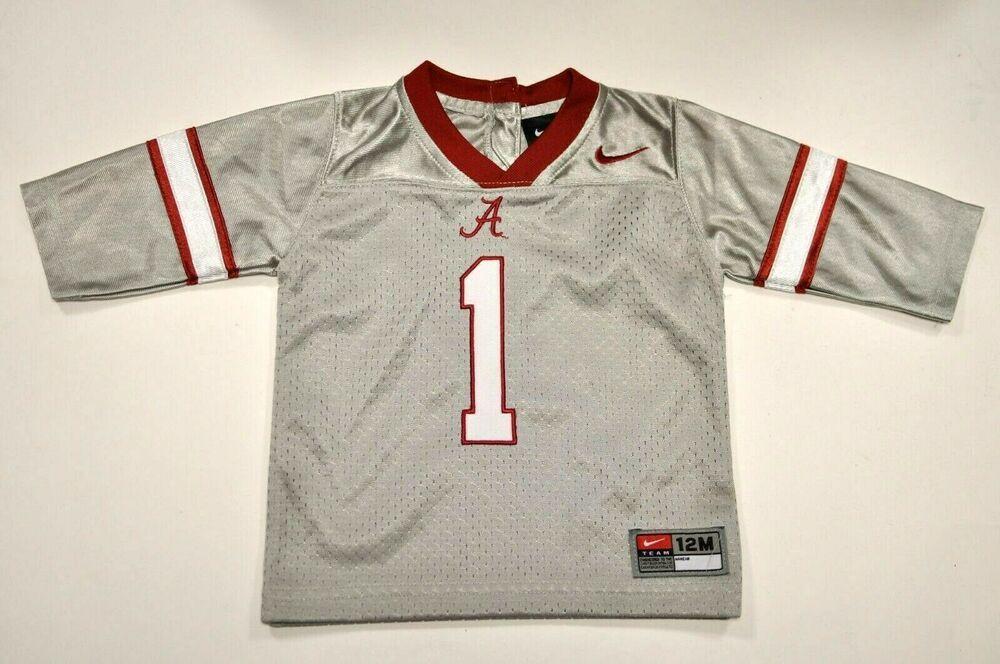 best service 4c75a de38c Nike Infant Baby Size 12M University of Alabama Crimson Tide ...