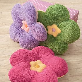 Flower Floor Pillow - Flooring Ideas and Inspiration