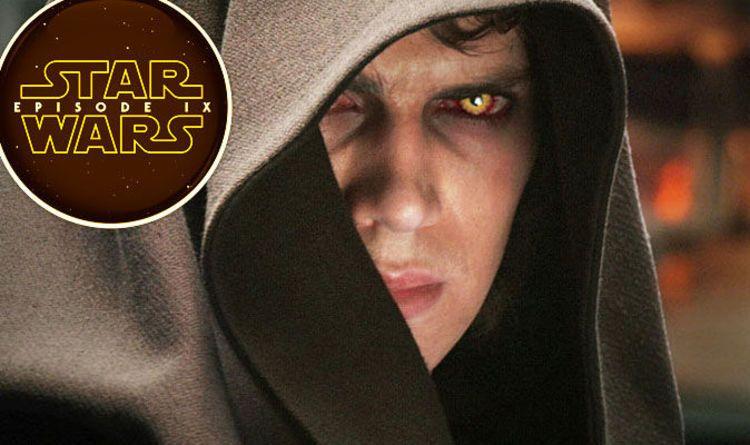 Star Wars 9 leak: Luke and ANAKIN scene revealed and it's