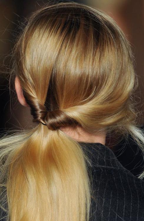 Sleek Shiny Neat And Tidy Hair Hair Styles Weekend Hair Twist Braid Hairstyles