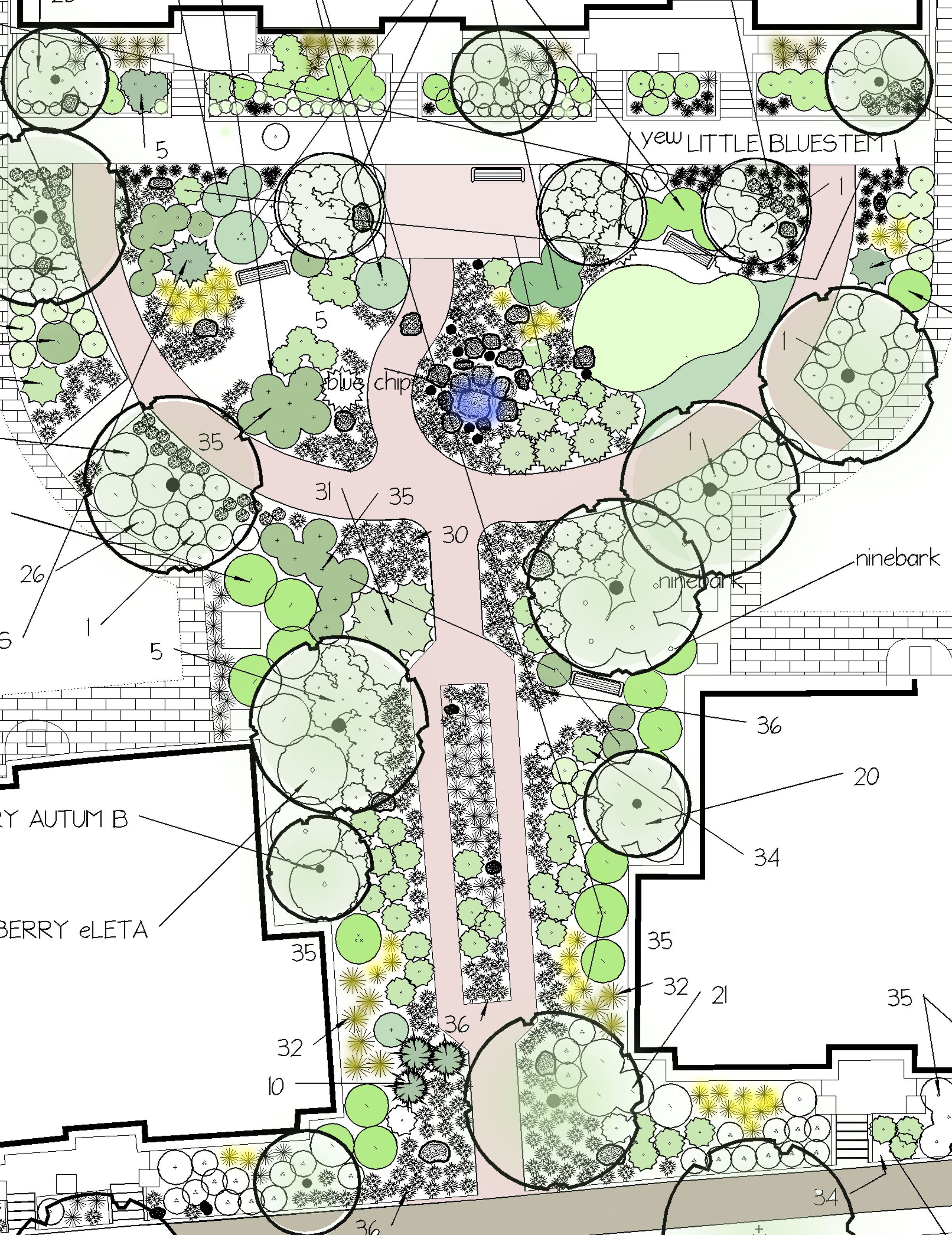 landscape design drawings - google search | landscape architecture