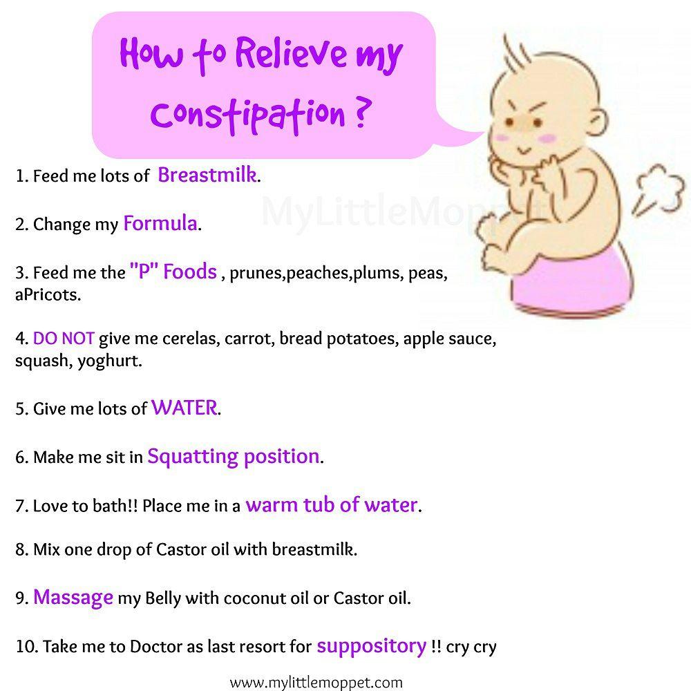 10 amazing ways to relieve constipation in babies | camden ryan