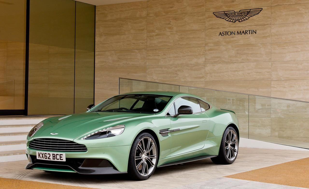 2014 Aston Martin Vanquish Aston Martin Vanquish Aston Martin Aston