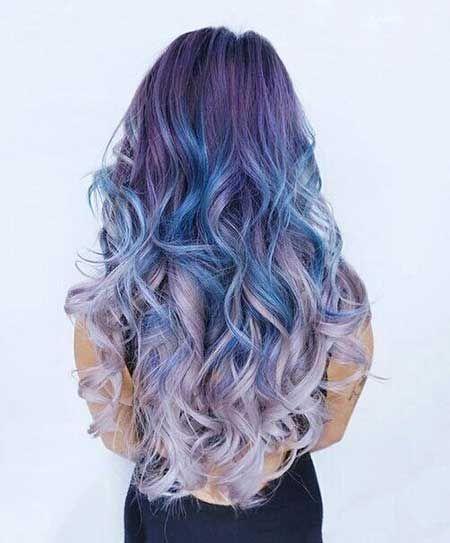 11 Lila Meerjungfrau Haare Farben Die Sie Lieben Werden Haar Und