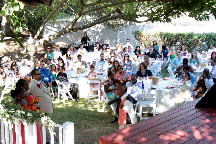 Image Result For Casual Backyard Wedding Ceremony