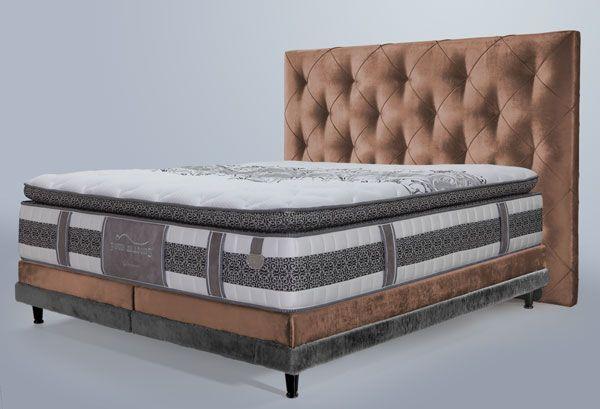 Boxspringbett Hart Magnefique Kupfer Boxspringbett Bett Luxus