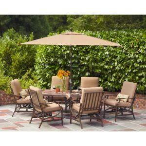 43+ Hampton bay salem high dining patio set Best